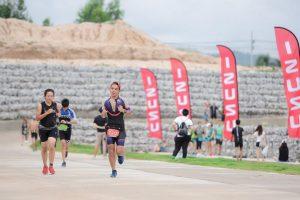 อีซูซุ โรโบแมน ไตรกีฬา 2560