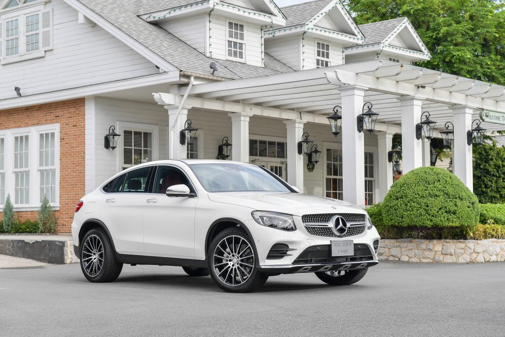 Mercedes-AMG GLC Coupe