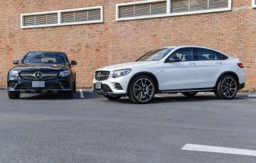 The GLC Coupe