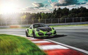 """2016-TechArt-Porsche-911-Turbo-GTstreet-R-Motion-1-1280x800-300x188 TECHART ปล่อยของแรง GTstreet R สำหรับ 911 อัพเกรดสู่สมรรถนะที่ """"ดุร้าย"""" ทั้งบนถนน และในสนาม"""