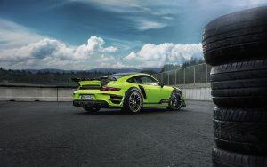 """2016-TechArt-Porsche-911-Turbo-GTstreet-R-Static-2-1280x800-300x188 TECHART ปล่อยของแรง GTstreet R สำหรับ 911 อัพเกรดสู่สมรรถนะที่ """"ดุร้าย"""" ทั้งบนถนน และในสนาม"""