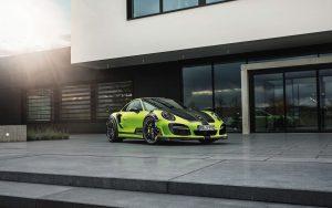 """2016-TechArt-Porsche-911-Turbo-GTstreet-R-Static-4-1280x800-300x188 TECHART ปล่อยของแรง GTstreet R สำหรับ 911 อัพเกรดสู่สมรรถนะที่ """"ดุร้าย"""" ทั้งบนถนน และในสนาม"""