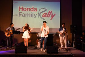Honda Family Rally