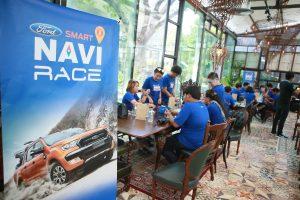 Ford Smart Navi Race