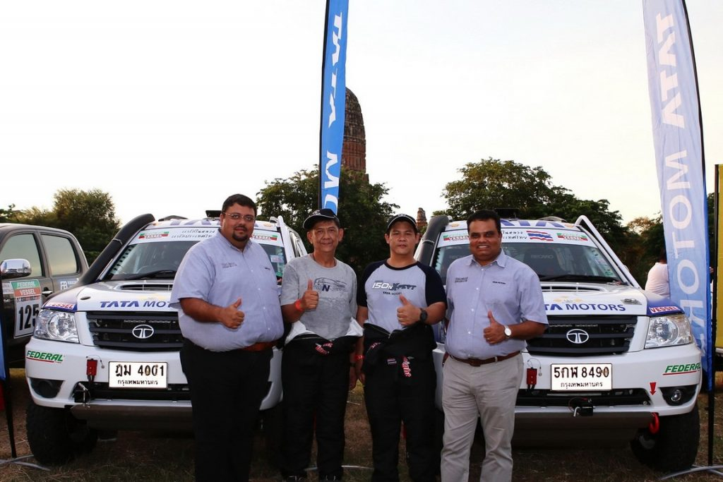Tata Motors Team Thailand