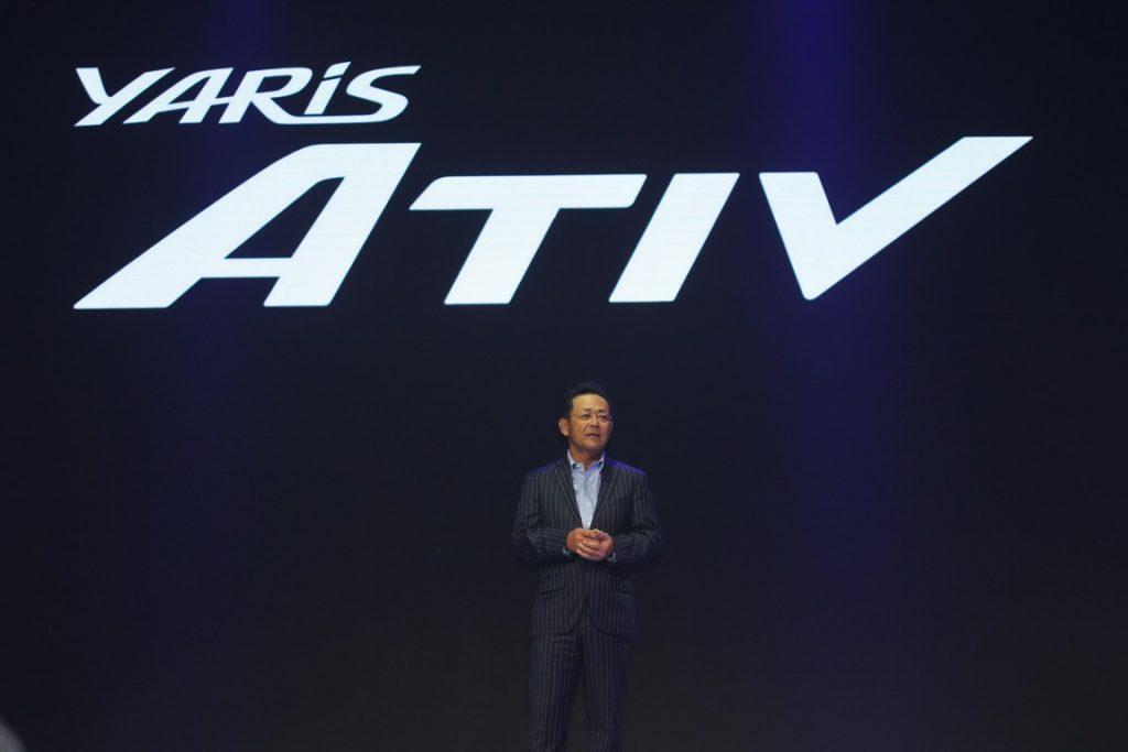YARIS ATIV