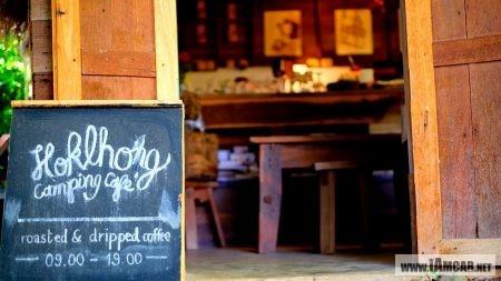 ร้านกาแฟเชียงใหม่ ฮกหลง ชามังกรซ่อนกาย ดอยหลวงเขียงดาว อำเภอเชียงดาว จังหวัดเชียงใหม่