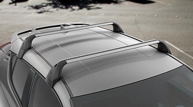 รวมชุดแต่ง Accessories Part Toyota C-HR 2018 (โโตโยต้า ซี-เฮชอาร์ 2018) จัดเต็มทั้งภายนอก, ภายใน และอุปกรณ์เสริมสมรรถนะ Toyota C-HR 2018 โตโยต้า ซีเฮช-อาร์ 2018 Accessories ชุดแต่ง ภายนอก ภายใน อุปกรณ์เสริม เสริมสมรรถนะ Removable Cross Bars ราวแร็คหลังคาดีไซน์สปอร์ต และมีความแข็งแกร่ง