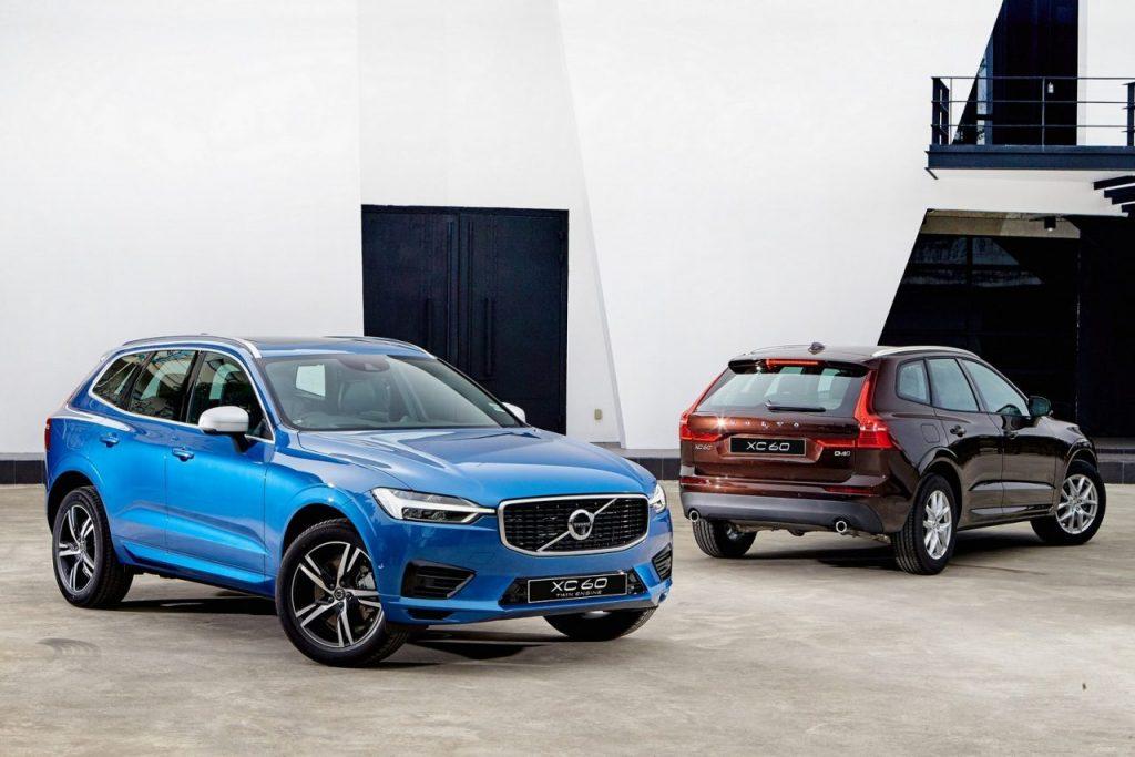 Volvo วอลโว่ SUV รถอเนกประสงค์ XC60 Volvo XC60 ราคา เปิดตัว รุ่นไหนดี 2018