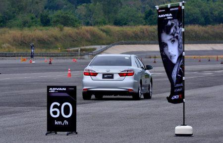 "Test Drive ทดสอบยาง ""YOKOHAMA ADVAN dB V552"" ขีดสุดของ ยางรถยนต์ พรีเมี่ยม : Noise and Comfort"