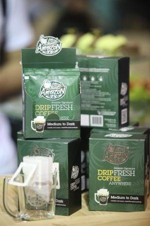 Cafe Amazon Drip Coffee