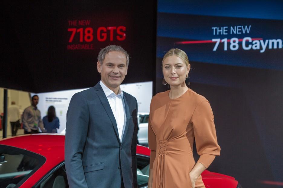 Porsche Los Angeles Auto Show 2017