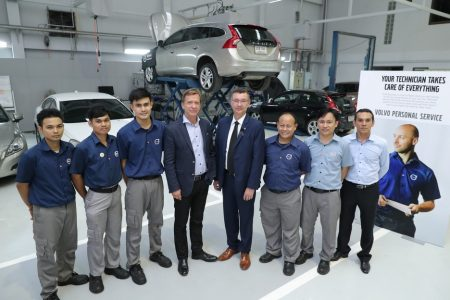 Volvo Personal Service (VPS)