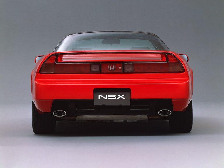 Honda, Type R, Honda NSX, NSX-R, NSX-R GT, ฮอนด้า, ไทป์ อาร์, เอ็น เอส เอ็กซ์