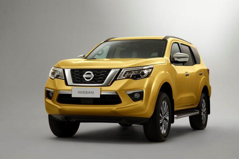 Nissan Terra, Nissan, Terra, นิสสัน, เทอร์รา