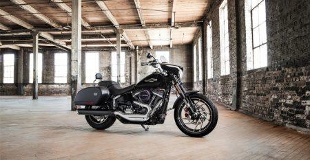 Harley-Davidson, ฮาร์ลีย์-เดวิดสัน, All-New Sport Glide, สปอร์ต ไกลด์
