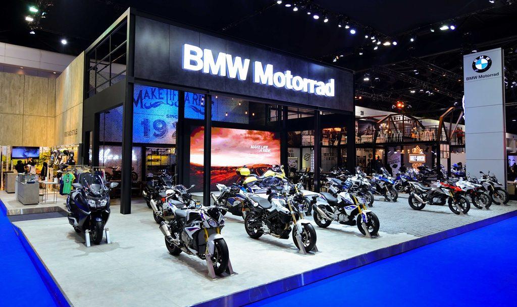 บีเอ็มดับเบิลยู กรุ๊ปยกทัพนวัตกรรมยานยนต์และเทคโนโลยีล้ำยุค ร่วมงานมอเตอร์โชว์ ครั้งที่ 39