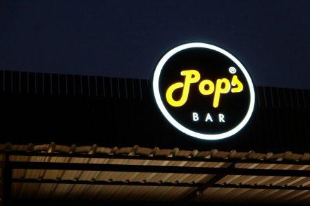 """แนะนำร้านอาหาร """"Pops bar"""" บาร์สำหรับคนมีสไตล์ ใกล้สี่แยกเขาไม้แก้ว แถวสนามพีระเซอกิต พัทยา"""