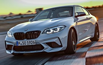 BMW M2 Competition, Bimmer