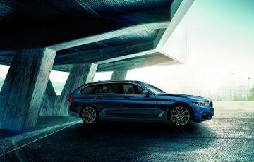 BMW 530i Touring M Sport, บีเอ็มดับเบิลยู 530ไอ ทัวร์ริ่ง เอ็ม สปอร์ต