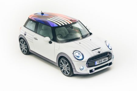 New MINI Designs for the royal wedding