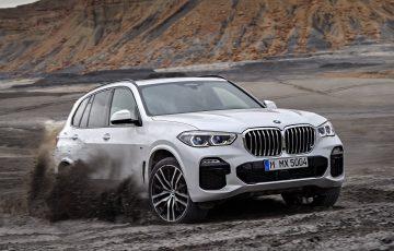 The New BMW X5, บีเอ็มดับเบิลยู เอ็กซ์ 5 ใหม่