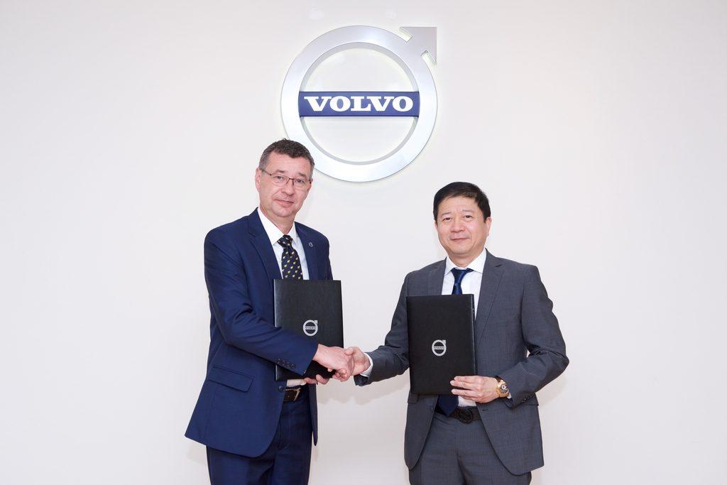 วอลโว่ คาร์ ประเทศไทย  เปิดตัวโชว์รูมรูปแบบใหม่ใจกลางกรุงเทพ Volvo Retail Experience (VRE)