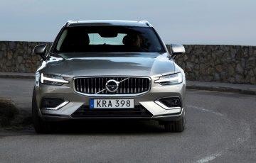 Volvo V60, วอลโว่ วี60