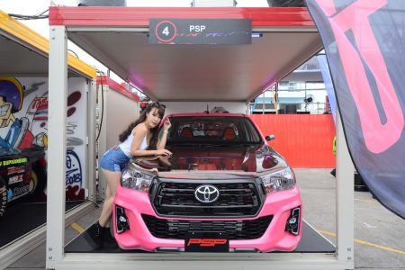 Toyota motorsport 2018