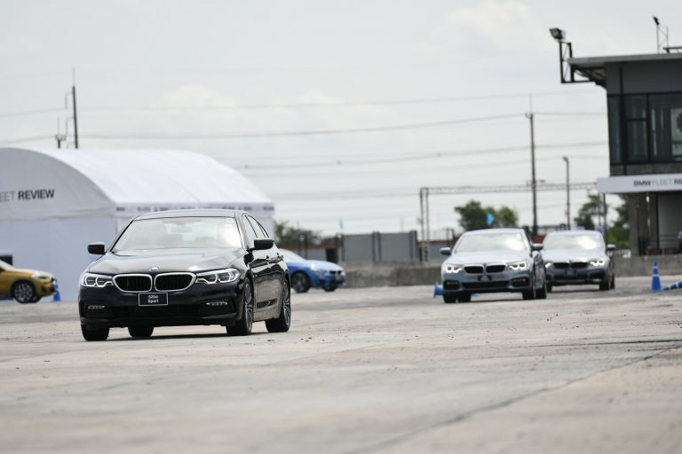 BMW Fleet Review 2018, BMW Thailand, บีเอ็มดับเบิลยู ประเทศไทย