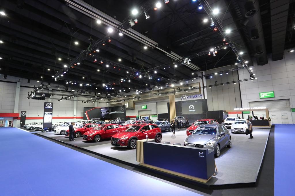 มาสด้าเชิญร่วมสัมผัสยานยนต์สายพันธุ์สปอร์ตในงาน Big Motor Sale 2018 และรับข้อเสนอพิเศษสุด