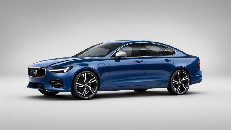 Volvo, วอลโว่, S90 R-Design