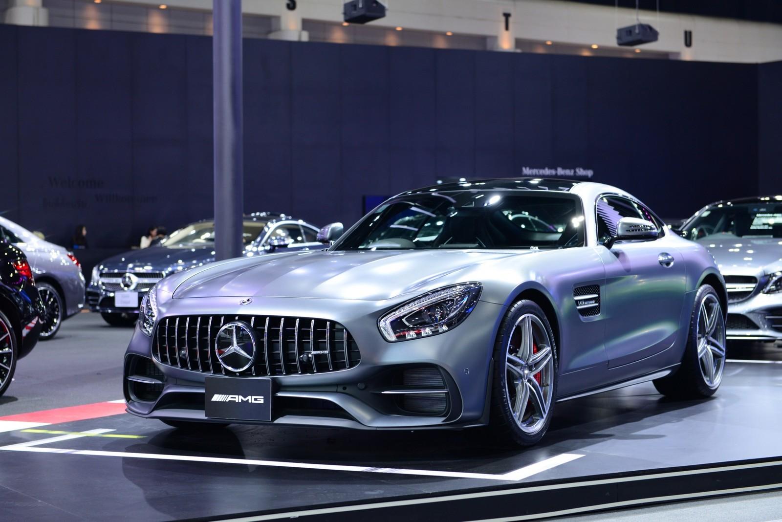 Mercedes-Benz Thailand, Mercedes-AMG GT S, AMG GT