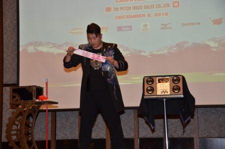 อีซูซุไทยแลนด์มาสเตอร์ 2018