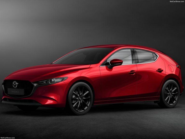 Mazda 3, Mazda 3 Hatchback, Less is More