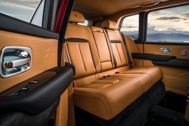 Rolls-Royce Cullinan, Super Luxury SUV