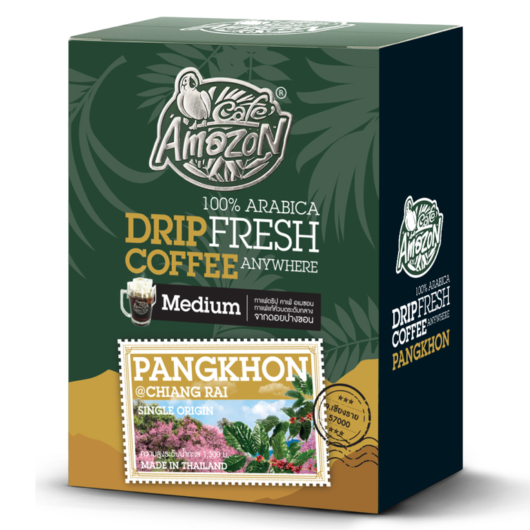 Café Amazon Drip Coffee