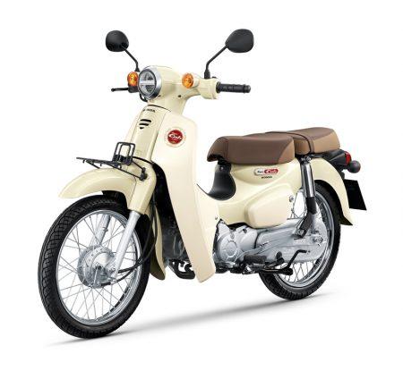 เอ. พี. ฮอนด้า ครองแชมป์ตลาดรถจักรยานยนต์ไทย 30 ปีติดต่อกัน