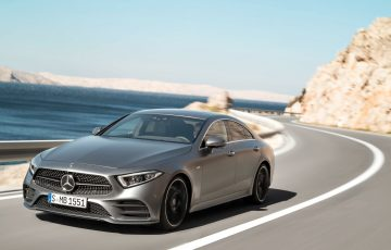Mercedes-Benz, CLS 300d AMG Premium