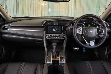 ฮอนด้า New Honda Civic Honda SENSING