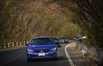 New Honda Civic Honda SENSING