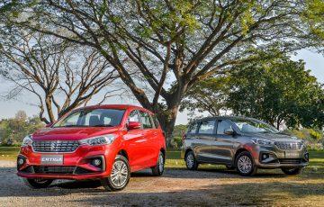 All New Suzuki ERTIGA