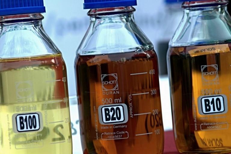 Biodiesel, B20