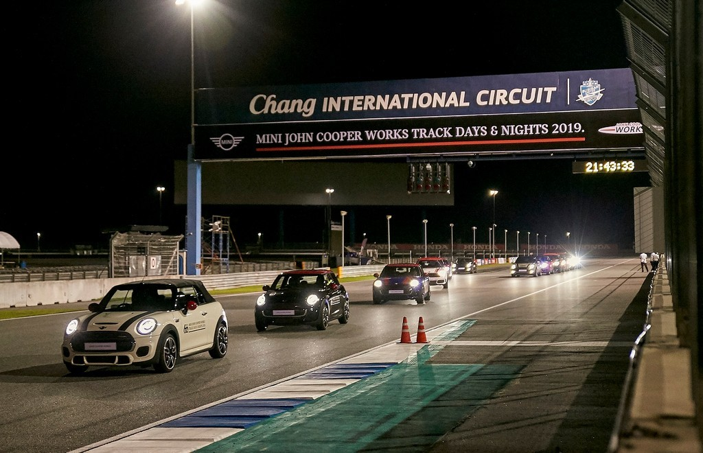 MINI John Cooper Works Track Days and Nights 2019