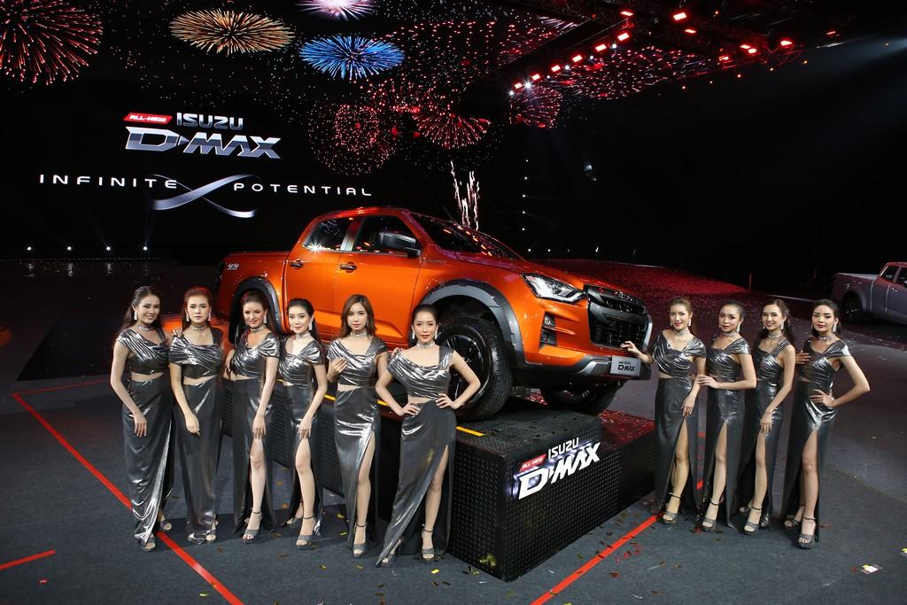 """ออลนิว อีซูซุดีแมคซ์ พลานุภาพ พลิกโลก! (The """"All-New Isuzu D-Max…Infinite Potential"""") อีซูซุสั่นสะเทือนวงการยานยนต์เมืองไทยอีกครั้ง เปิดตัว """"ออลนิว อีซูซุดีแมคซ์""""พลานุภาพ...พลิกโลก The All New Isuzu D-Max Infinite Po"""