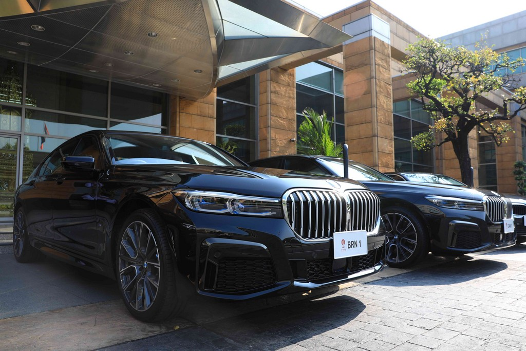 BMW 7 Series for ASEAN Summit