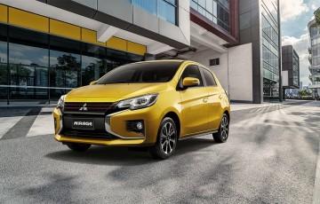 Mitsubishi Motors Thailand Launches New Mitsubishi Attrage and New Mitsubishi Mirage