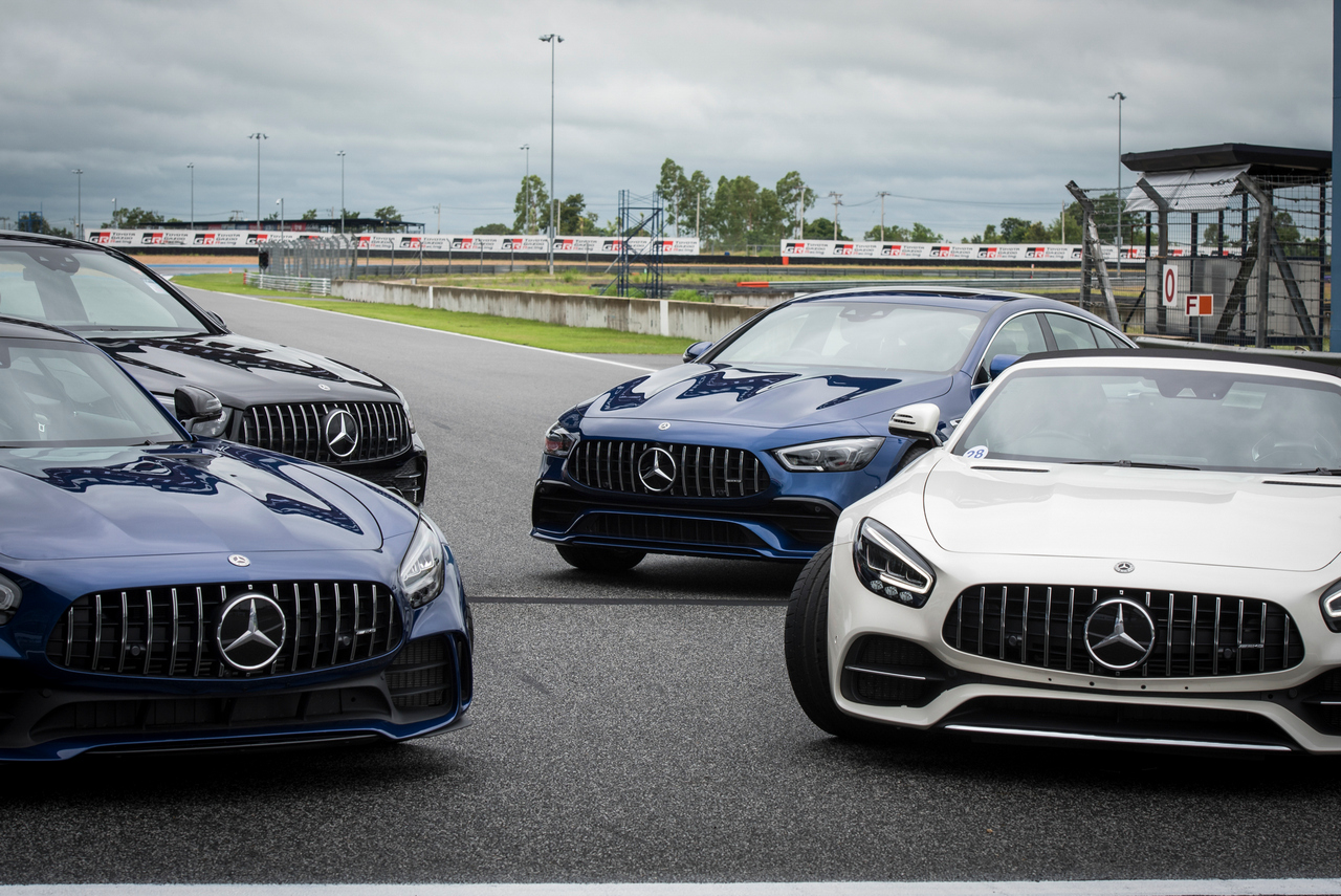 AMG Circuit Experience