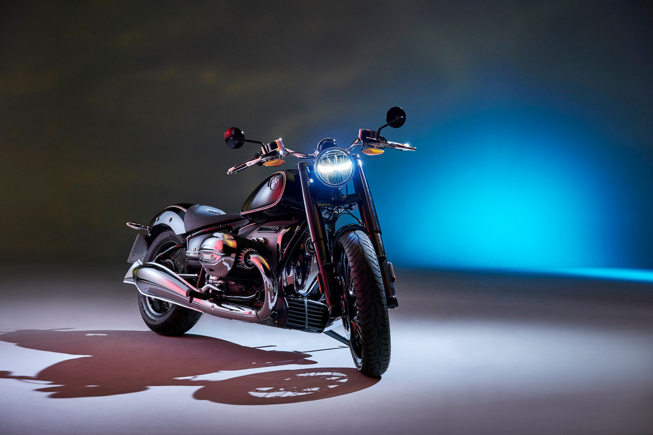 The New BMW R 18 First Edition