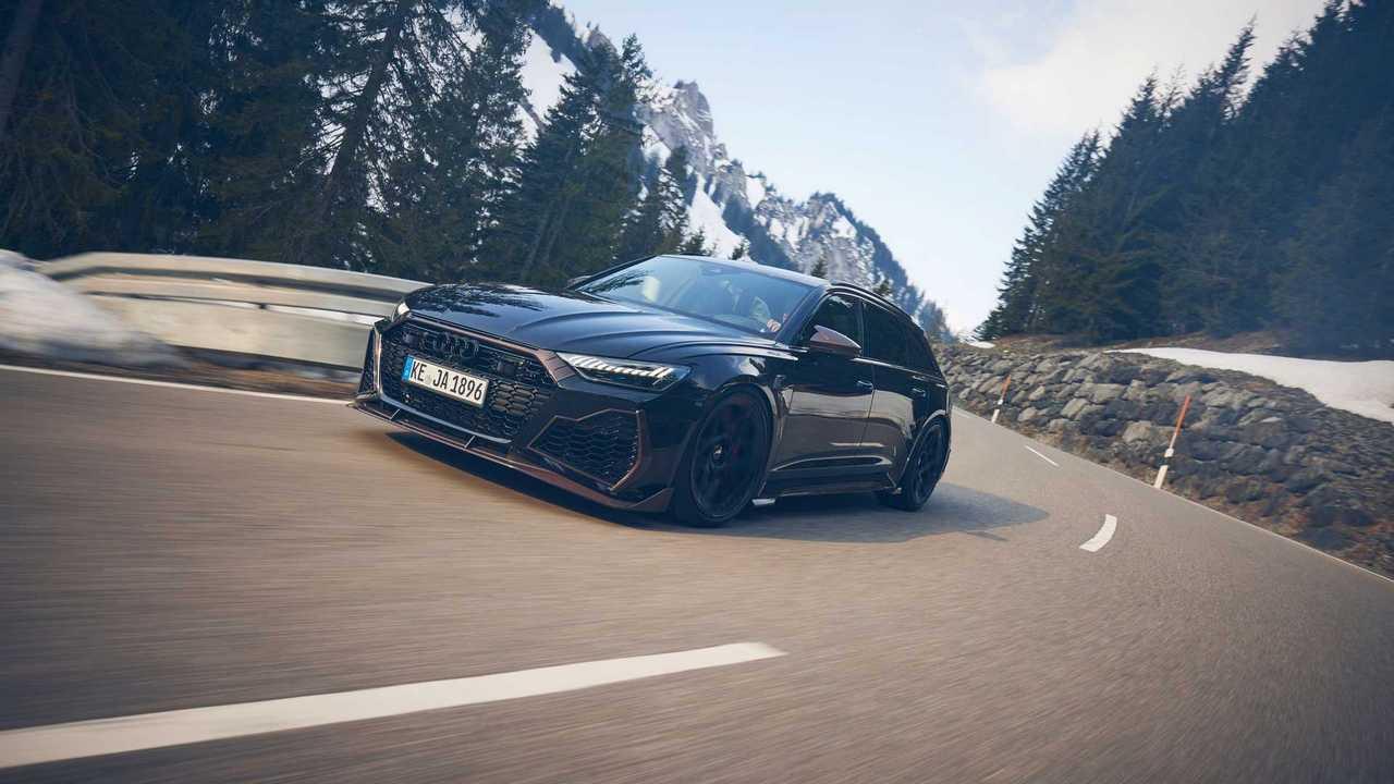 ABT Audi RS6 Avant Johann Abt Signature Edition